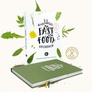 Wildes Fast Food eBook – dein Einstieg in die Welt der essbaren Wildkräuter und Bäume Herbal Hunter Kräuterblog